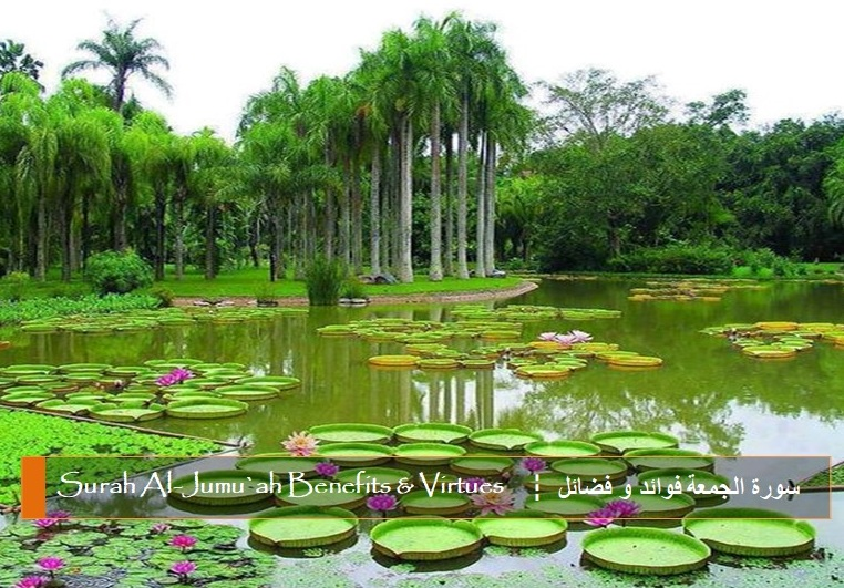 virtues-benefits-surah-al-jumuah